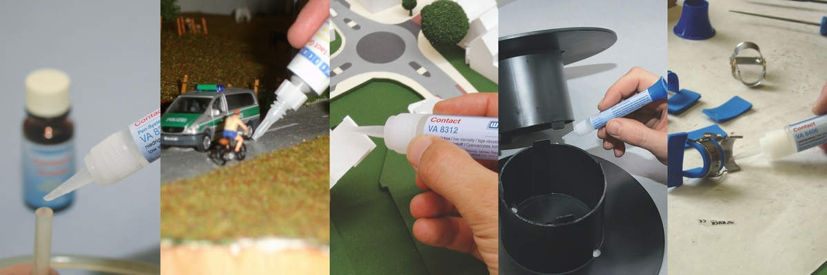The Complete Guide to Choosing a Super Glue / Cyanoacrylate Adhesive