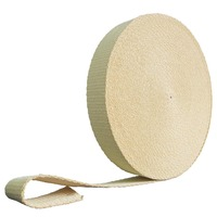 Kevlar Aramid Insulation Tape - 3mm Thick x  75mm Wide x 30 Metres Long