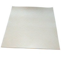 A Grade Engineering Felt - 25.4mm Thick x 500mm Wide x 500mm Long