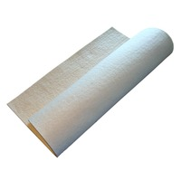 B Grade Industrial Felt -  6.4mm Thick x 1820mm Wide (Per Metre)