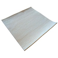 B Grade Industrial Felt -  9.5mm Thick x 500mm Wide x 500mm Long