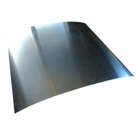 "316 Stainless Steel Shim   0.1mm (0.004"") Thick x 300mm x 300mm Square"