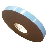 A3300 Grey Double Sided Adhesive Mounting Tape - 12mm Wide x 33 Metres