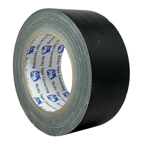 Adhesive Book Binding Cloth Tape (#105) - Black - 48mm Wide x 25 Metres