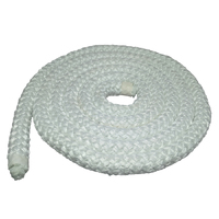 Fibreglass Braided Rope Seal - High Density - 32mm Dia, Per Metre