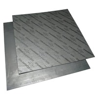 Topgraph 2000 Graphite Gasket Sheet - 1mm Thick x  495mm Square
