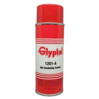 Glyptal 1201 Red Enamel Spray - 361ml Aerosol