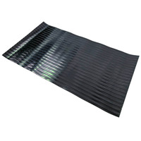Big Rib Rubber Mat 3.5mm Thick x 600mm Wide x 1200mm Long