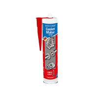 Gasket Maker RTV Silicone - 310ml - Red