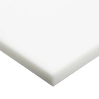 PTFE Sheet (Moulded) -   1.5mm Thick x  495mm Wide x 495mm Long