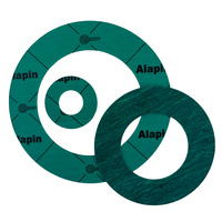 Alapin Compressed Fibre Washers - 0.8mm Thick, 30mm OD