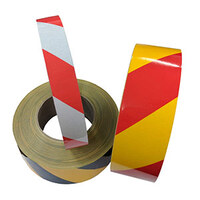 Browse our range of Striped Reflective Tape Sizes.